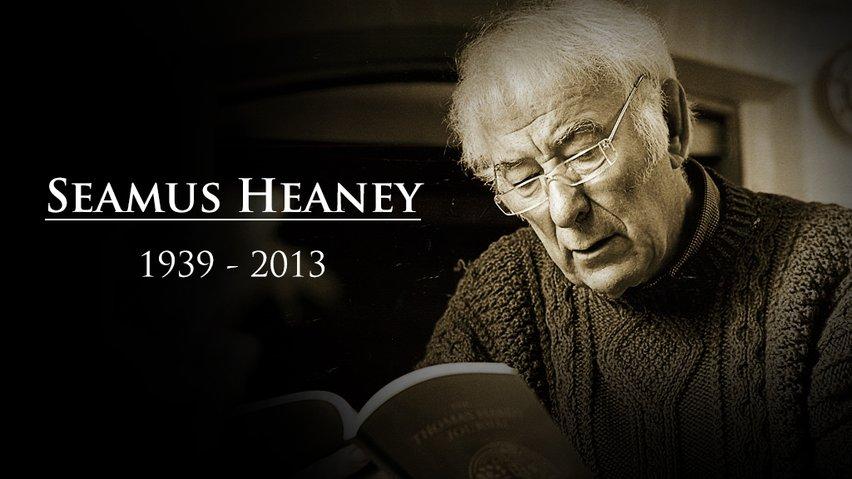 essay on seamus heaneys poetry