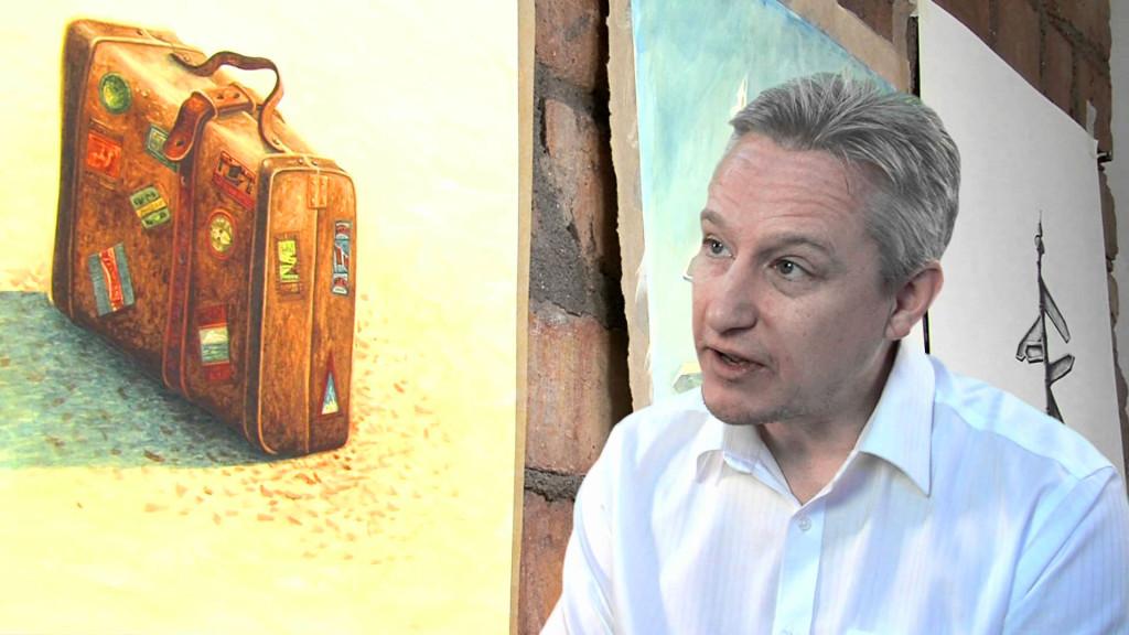 An tSnáthaid Mhór's Andrew Whitson