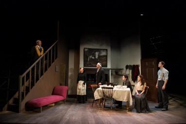 Orangeman John Rainey sees his world turn against him in St John Ervine's play Mixed Marriage