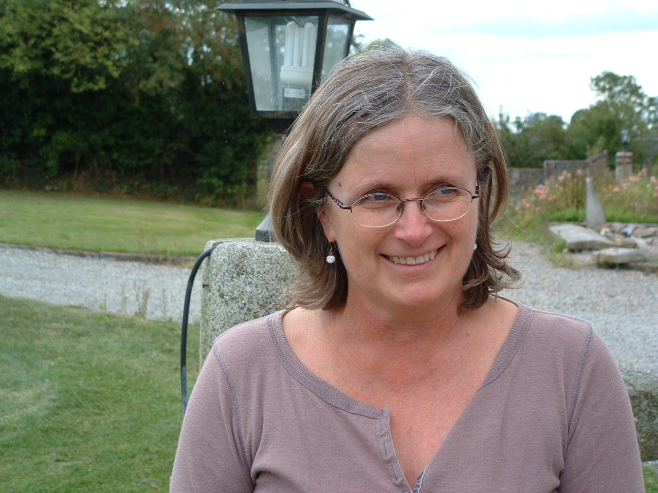 Author Paula Leyden